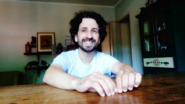 O pianista André Marques do grupo de Hermeto Pascoal (Foto: Carlos Bozzo Junior)