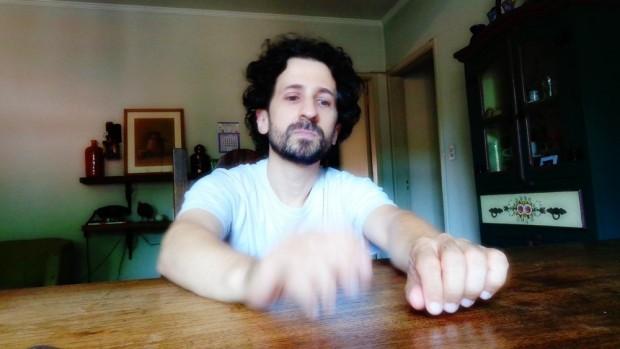 O pianista André Marques que gravou com os músicos  John Patitucci e Brian Blade