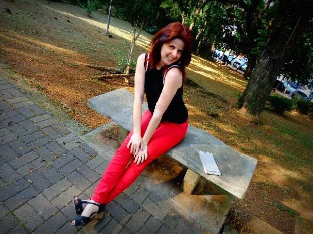A atriz, compositora e cantora Vanessa Bumagny (Foto: Carlos Bozzo Junior)