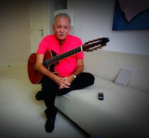 O médico, compositor, poeta e escritor Carlos Henry (Foto: Carlos Bozzo Junior)