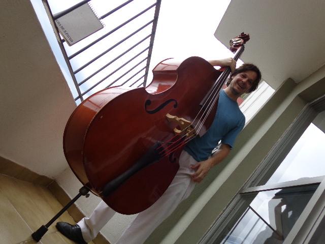 Zéli Silva, que toca no próximo dia 10 de março, no JazzB (Foto: Carlos Bozzo Junior)
