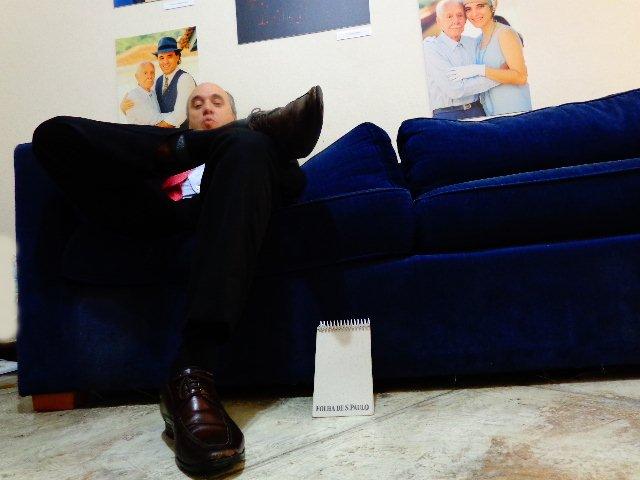 Juca Novaes, especialista em direito autoral (Foto: Carlos Bozzo Junior)