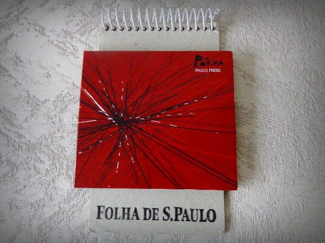"""Capa do CD """"Pórva"""" de Paulo Freire (Foto: Carlos Bozzo Junior)"""