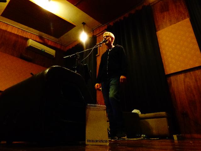 O cantor Ritchie (Foto: Carlos Bozzo Junior)