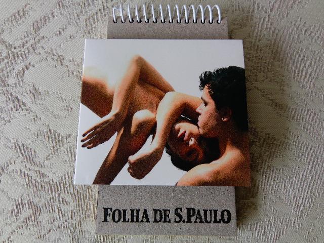 """Capa do CD """"Dois tempos de um lugar"""", de Dandara e Paulo Monarco (Foto: Carlos Bozzo Junior)"""
