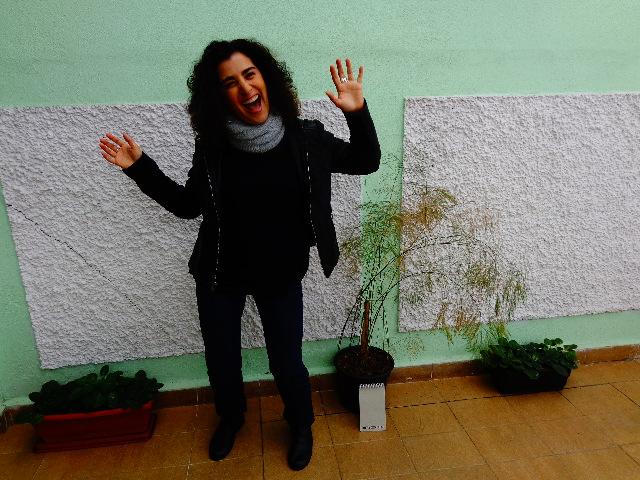 """A cantora Paula Santoro, que lança """"Metal na Madeira"""", disco gravado nos Estados Unidos (Foto: Carlos Bozzo Junior)"""