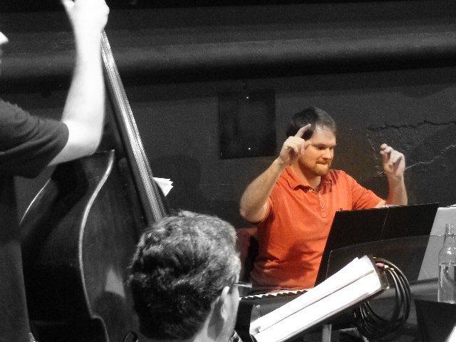 Guiherme Terra, assistente de direção musical e preparador vocal (Foto: Carlos Bozzo Junior)
