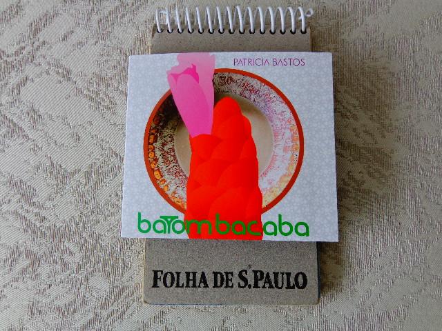 """Capa do sexto CD de Patricia Bastos """"Batom Bocaba"""" (Foto: Carlos Bozzo Junior)"""