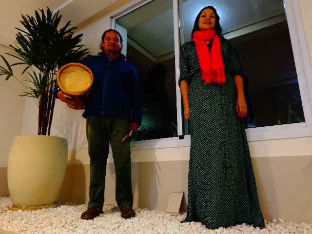 O músico amapaense Paulinho Bastos e a cantora Patricia Bastos, que fazem show nessa quinta-feira em São Paulo (Foto: Carlos Bozzo Junior)