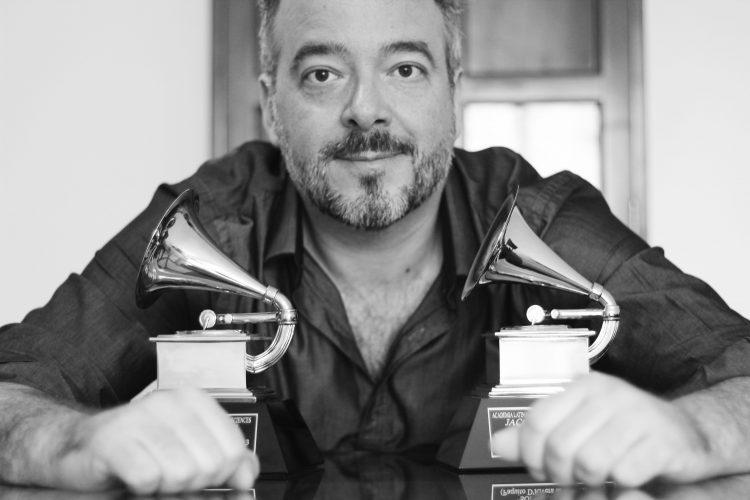 O produtor Jaques Figueiras