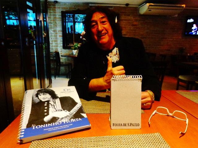 Toninho Horta em entrevista ao Música em Letras