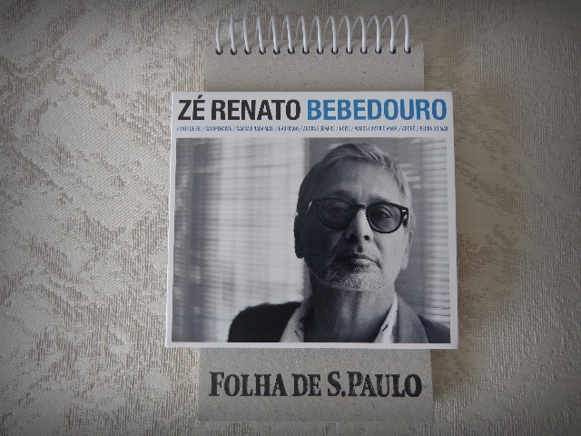 "CAPA DO DISCO ""BEBEDOURO"""