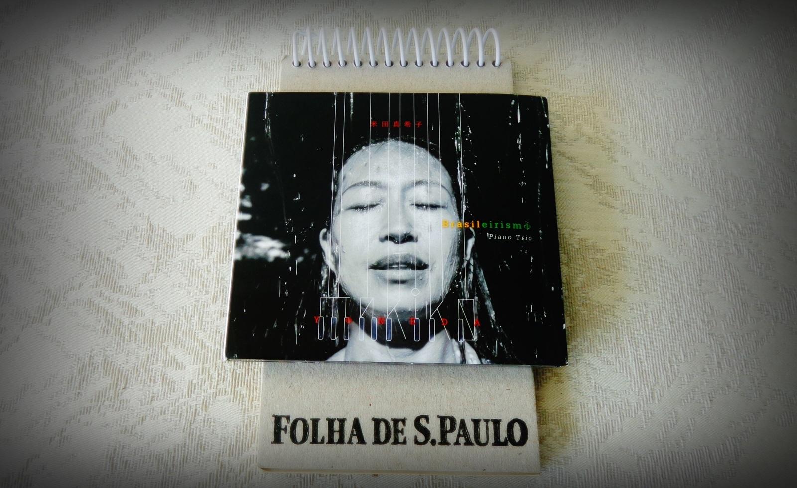 Capa do CD Brasileirismo