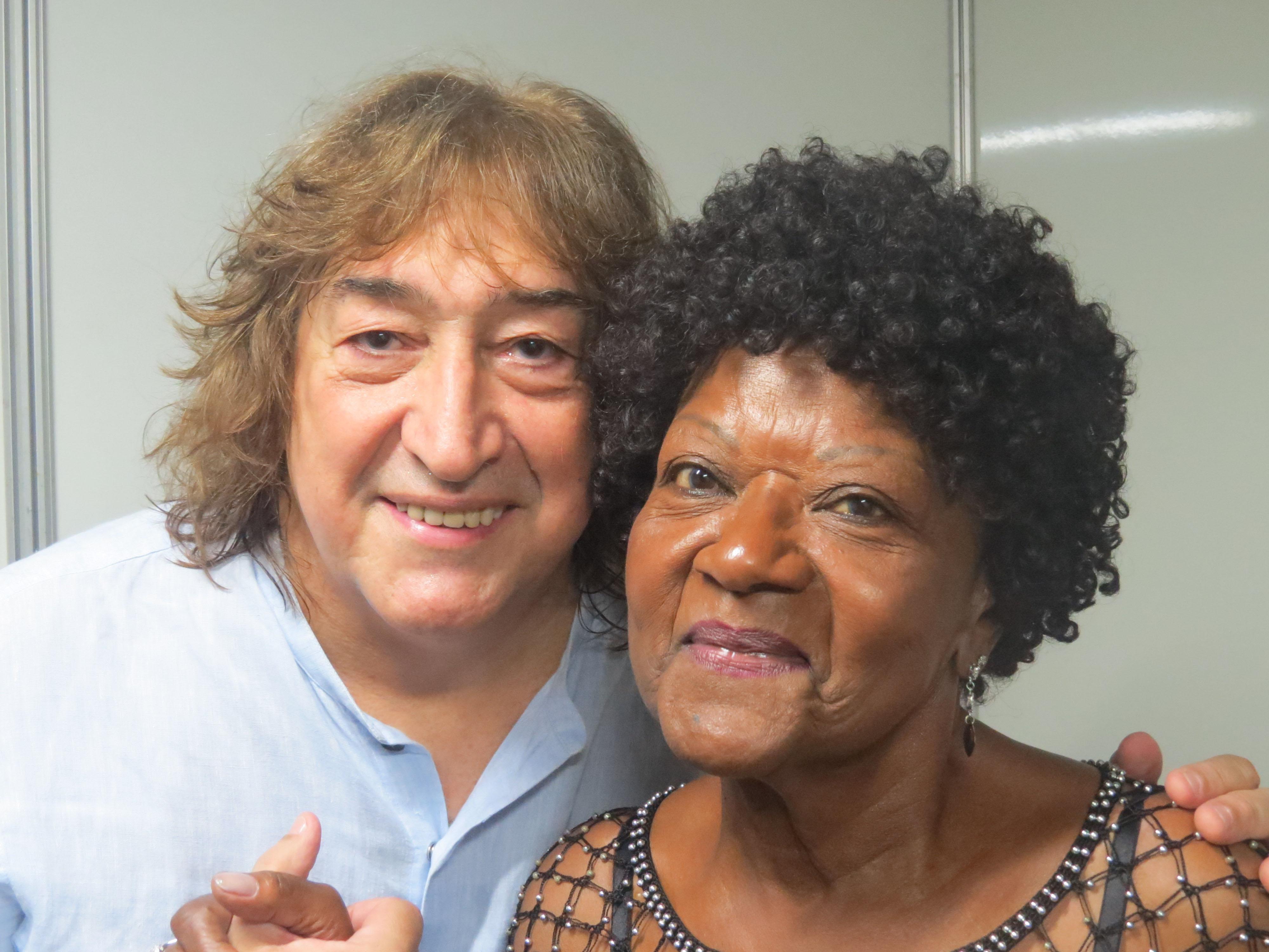 Toninho Horta e Alaíde Costa
