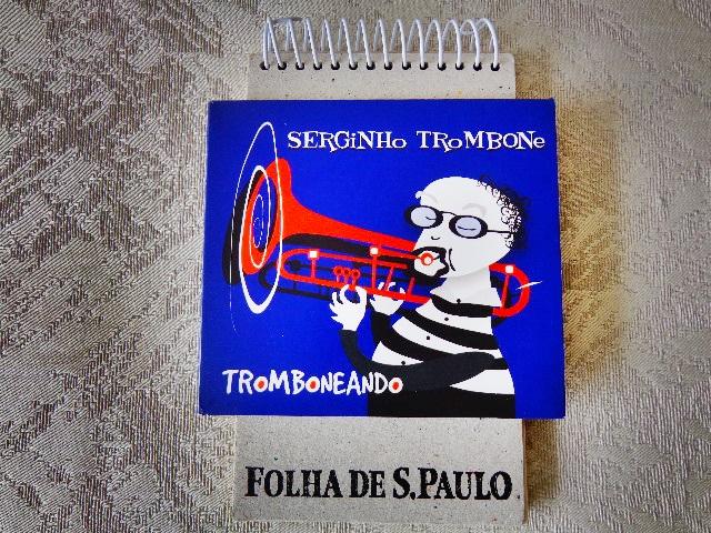 Capa disco tromboneando